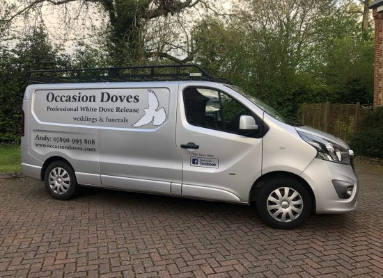 Occasion Doves van